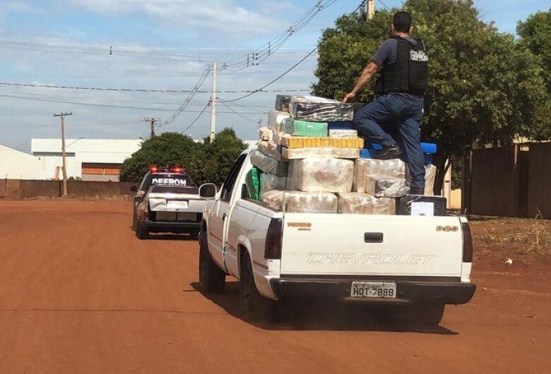 Defron fecha entreposto de drogas no Parque dos Jequitibás