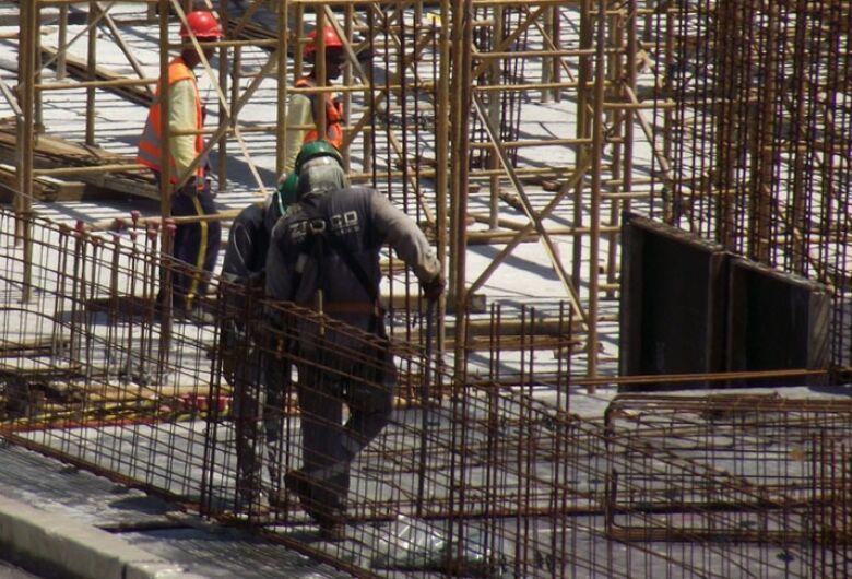 Custos da construção aceleram para 1,87% em abril