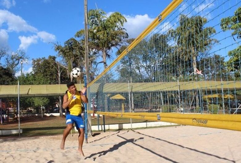 Campeonato Brasileiro de Futevôlei tem etapa inédita em MS