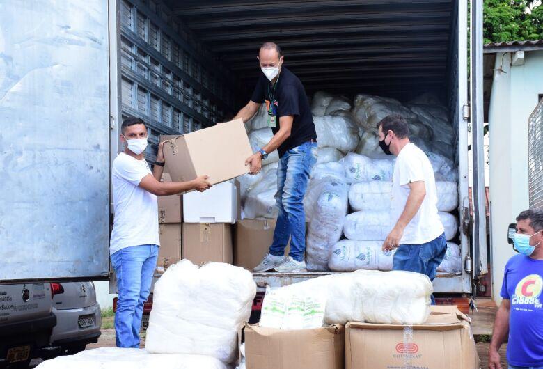 Governo do Estado repassa mais de R$ 23 milhões à saúde de Dourados para conter pandemia