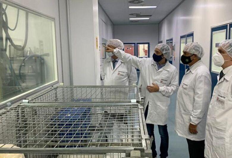 Consórcio Brasil Central autoriza assinatura de contrato para importação da vacina Sputnik V