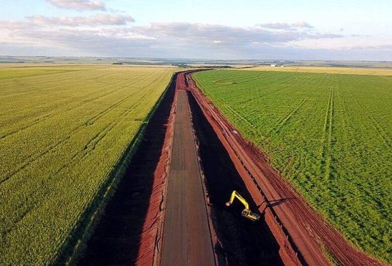 Com 98% asfaltada, MS-379 já diminui em 40% os custos do escoamento da safra
