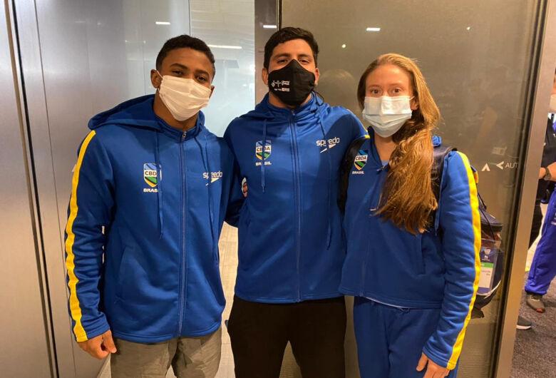 Brasil garante três vagas no Pré-Olímpico de Saltos Ornamentais