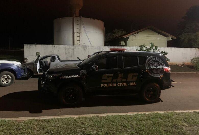 Carro de mulher executada a tiro em Dourados é encontrado em Laguna Carapã