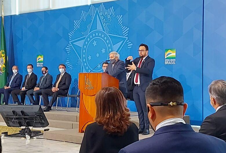 Secretário de Segurança participa em Brasília do Fórum Sobre Proteção Integrada de Fronteiras e Divisas