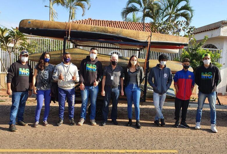 Canoístas de MS disputam Campeonato Brasileiro de Descida Sprint e buscam vaga ao Mundial