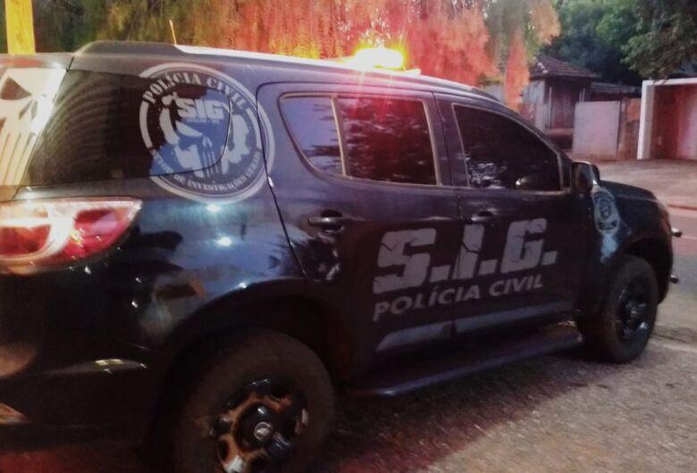 """Polícia prende homem acusado de ameaçar e """"stalkear"""" ex-namorada em Jardim"""