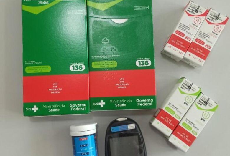 Saúde agenda retirada de tiras de glicemia a partir de hoje