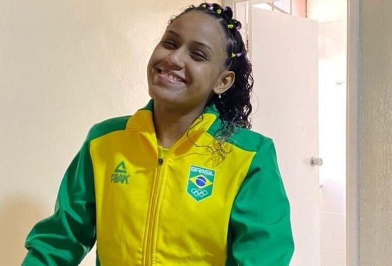 Atleta do MS representa o Brasil nas Olímpiadas de Tóquio