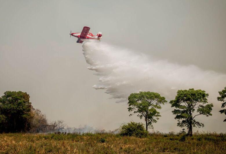 Mato Grosso do Sul reforça as ações para prevenir incêndios
