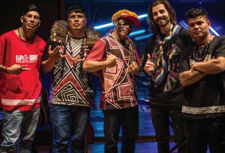 Brô MC's participa de novo trabalho do DJ Alok