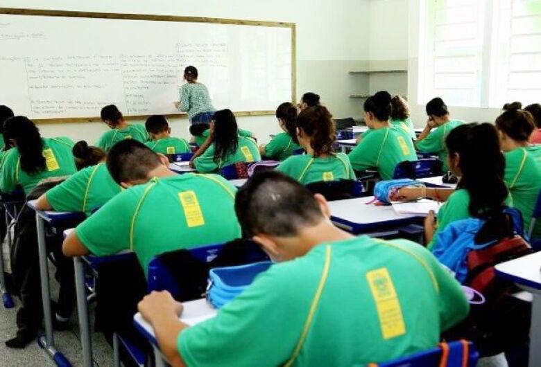 Volta às aulas na rede pública começa de forma escalonada
