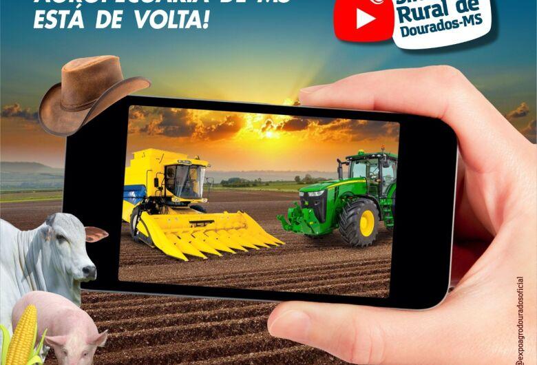 Sindicato Rural realiza Expoagro Digital de 14 a 17 de setembro em Dourados