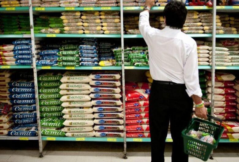 Variação de preços na cesta básica chega a 345,88% em Dourados