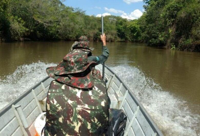 Operação da PMA intensifica fiscalização contra pesca predatória nos rios do Estado