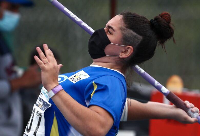 Beneficiária do Bolsa Atleta MS leva o bronze no dardo no Brasileiro Sub-23 de Atletismo