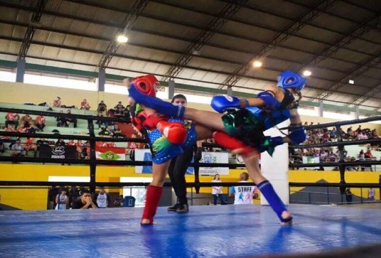 Estadual de Muay Thai acontece na Capital neste fim de semana