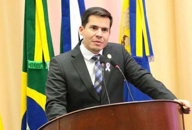 Justiça concede liberdade provisória para vereador Diogo Castilho