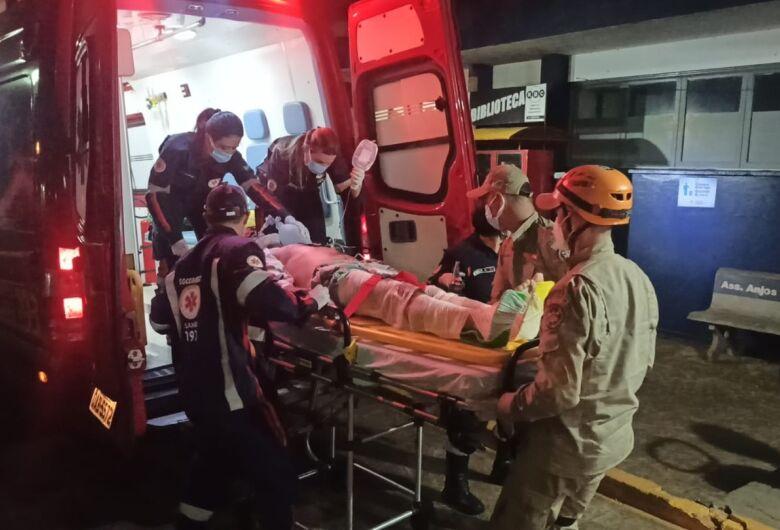 Motociclista morre no HV após ser atropelado na rua Cuiabá