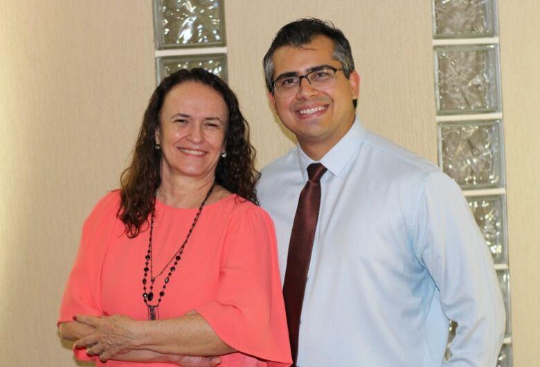 Mara Piccinelle é escolhida pré-candidata a vice de Beto Teixeira