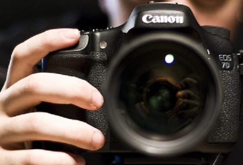 Fundação de Cultura oferece curso gratuito de Fotografia para Câmera Semi/Pró e Mirroless