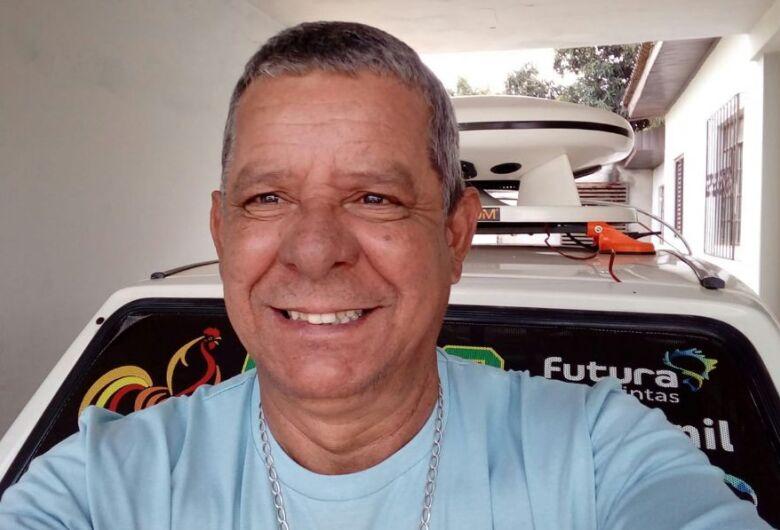 Morre aos 62 anos, o radialista Pedro Moreira em Nova Andradina