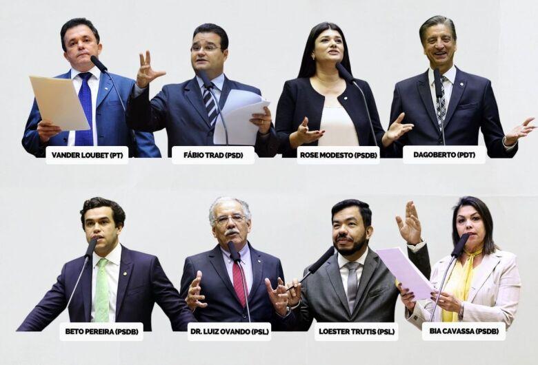 Saiba como se posicionam os Deputados Federais de Mato Grosso do Sul sobre a Reforma Administrativa