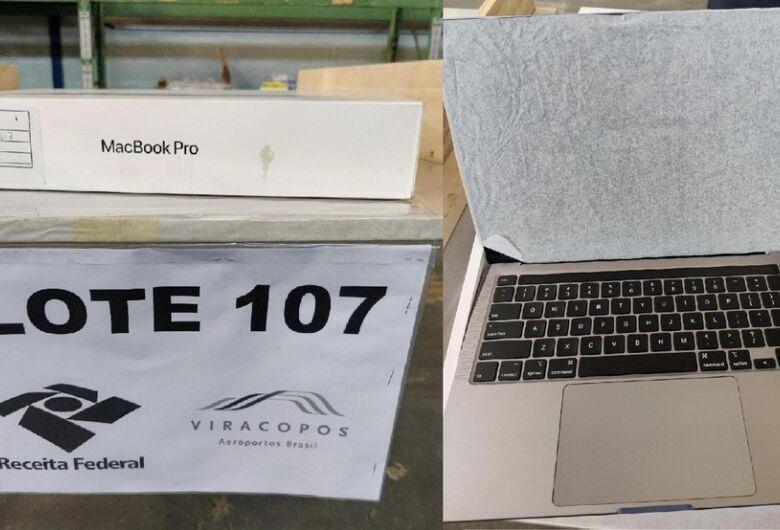 Leilão da Receita tem MacBook Pro por R$ 1.200 e iPhone 11 mais barato
