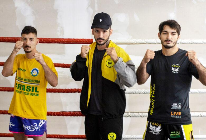 """""""Da garagem para o mundo"""", irmãos atletas de Dourados se destacam nas artes marciais"""