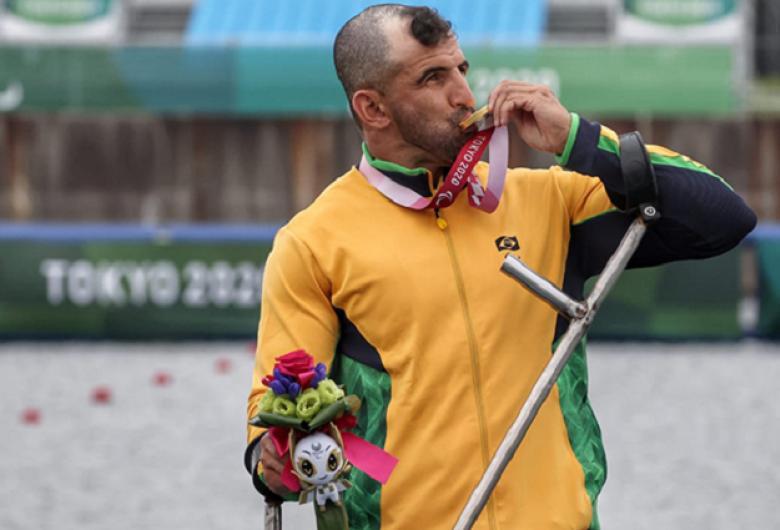 Com quatro ouros, MS faz história e ajuda Brasil a ter melhor campanha em Paralimpíadas
