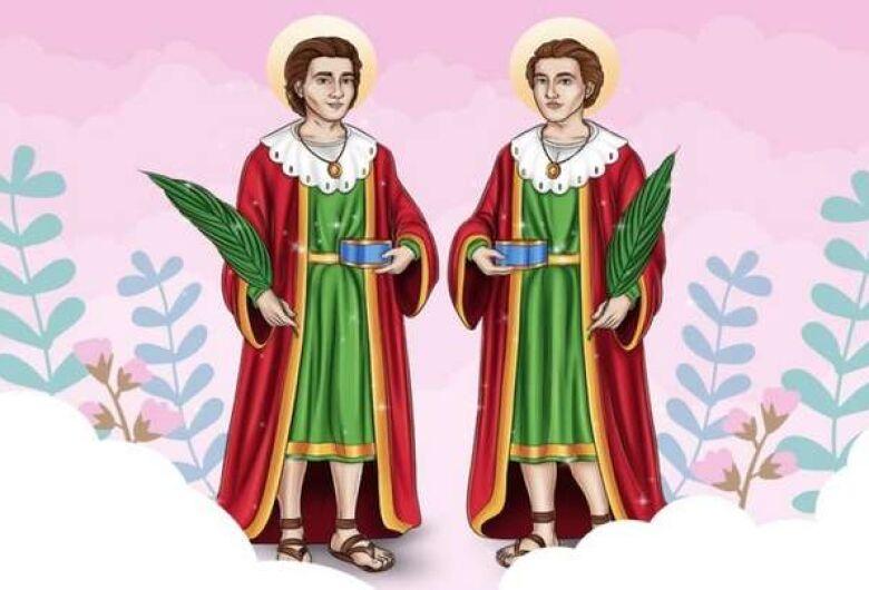 Hoje é dia de São Cosme e Damião, conheça a história dos padroeiros dos médicos
