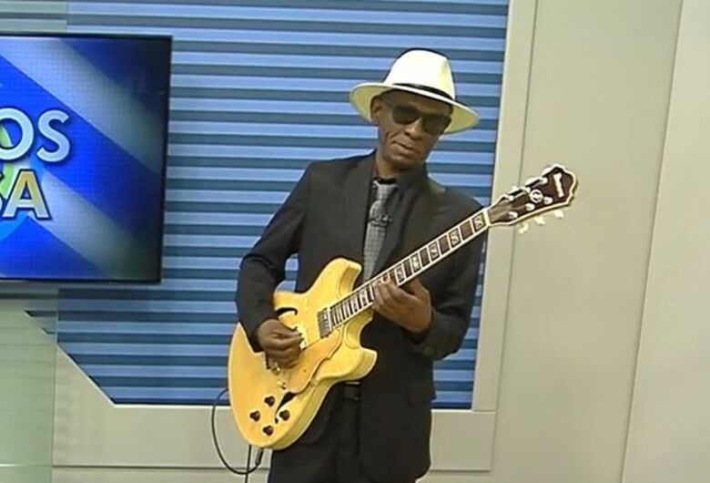 Ícone do blues em MS, cantor 'Zé Pretim' é encontrado morto em casa