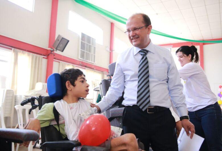 Barbosinha destaca luta em prol das pessoas com deficiência