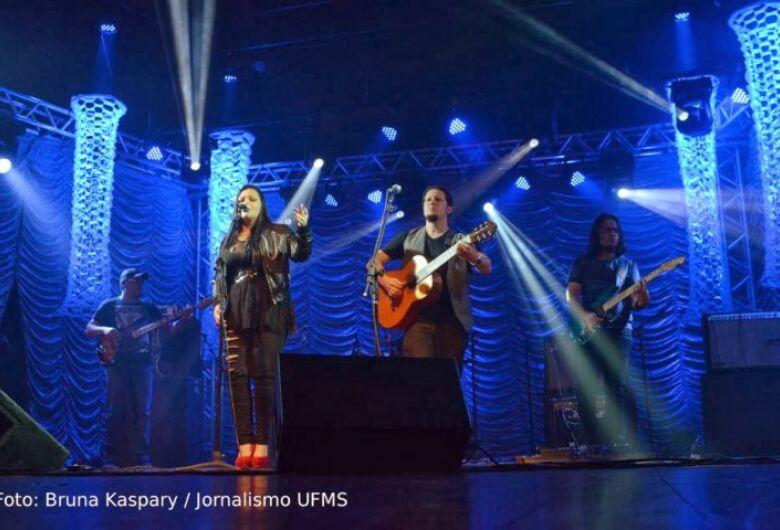 Com prêmios de até R$ 8 mil, Festival Universitário da Canção revela novos talentos da música de MS