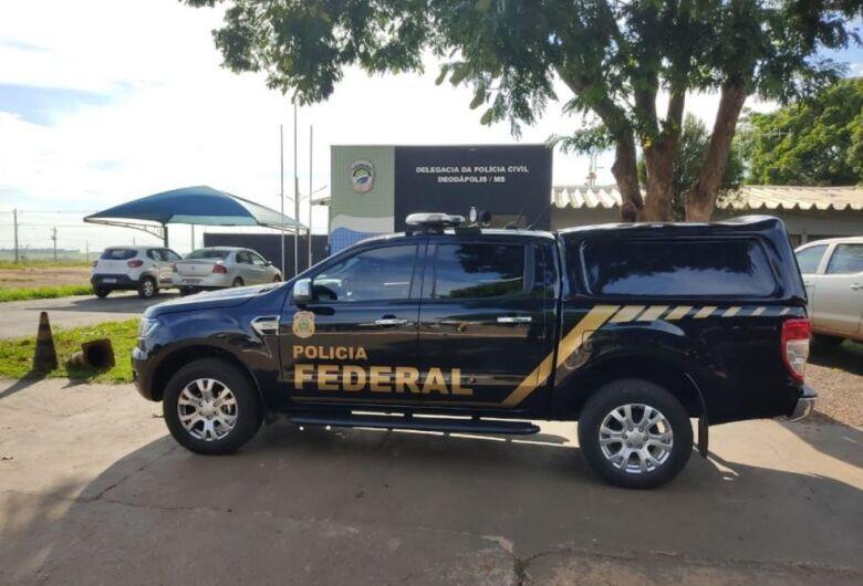 Polícia Federal deflaga operação contra fraude no auxílio emergencial em MS