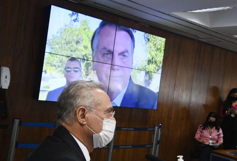 Bolsonaro fica entre o crime contra a humanidade e o charlatanismo no relatório da CPI da Pandemia