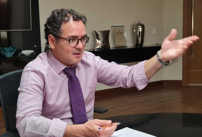Bitto Pereira visita advogados em Dourados e participa do lançamento da chapa de Ewerton Brito