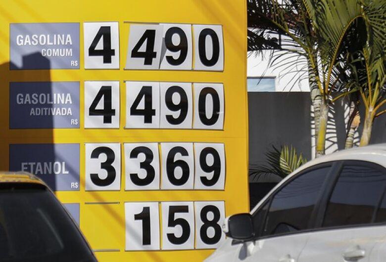 Gasolina e Álcool devem ficar mais caros que antes da greve, segundo Procon-MS