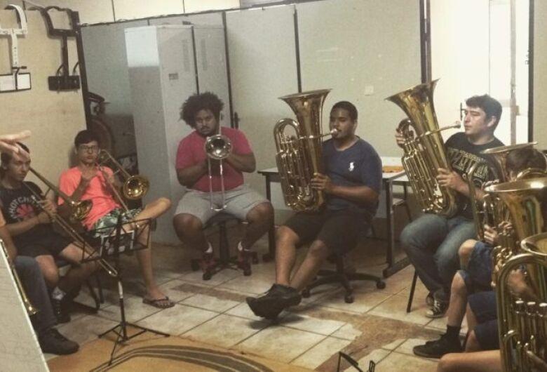 Cultura abre vagas na área de música