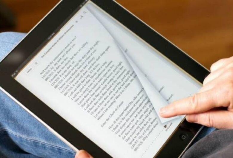 MS é o 2º estado com maior aumento de procura por livro digital