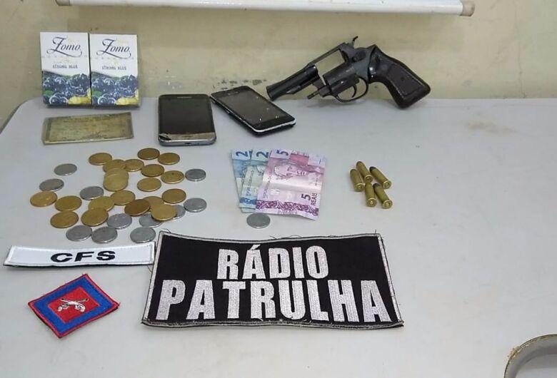 Quatro são presos após assalto em conveniência em Dourados