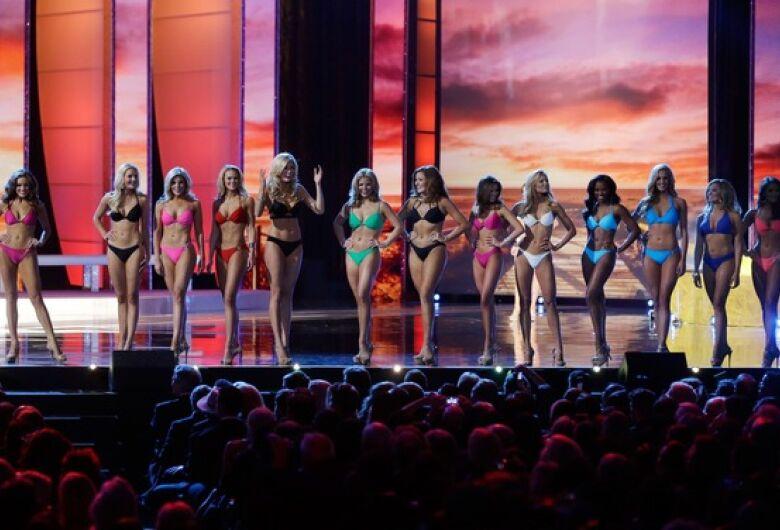 Miss América vai eliminar desfile de candidatas de biquíni