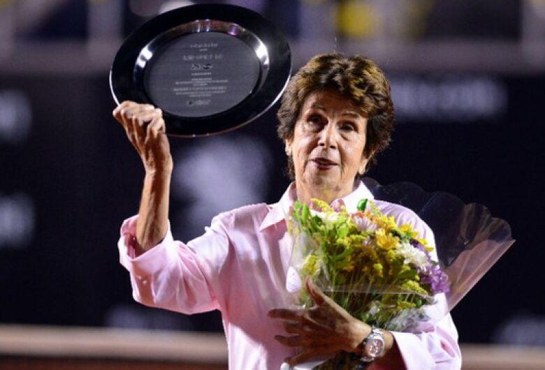 Maior tenista da história do Brasil, Maria Esther Bueno morre aos 78 anos
