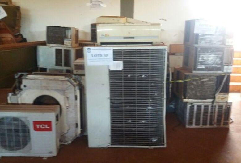 Prefeitura de Dourados faz leilão de bens móveis dia 14 deste mês