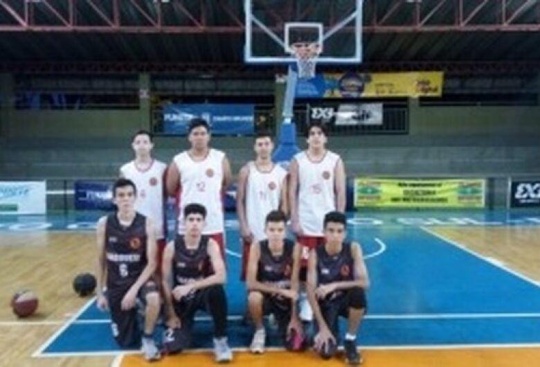 Seletivas Escolares individuais definem campeões no basquete 3 x 3