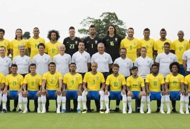 Tite confirma time que entra em campo na estreia do Brasil na Copa