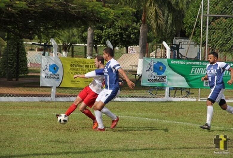 Costa Rica sedia rodada da Copa a Assomasul no sábado