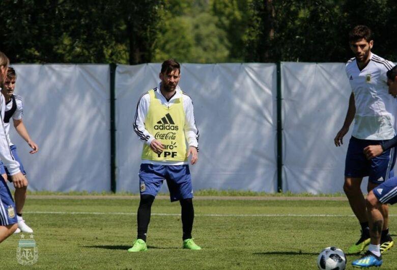 Copa do Mundo tem 4 jogos neste sábado com estreia da Argentina