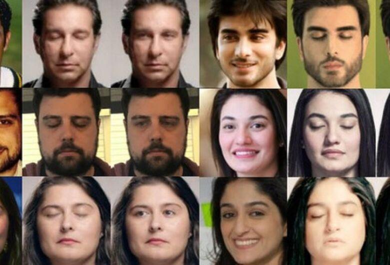 Facebook cria inteligência artificial que 'abre' olhos de quem piscar em fotos