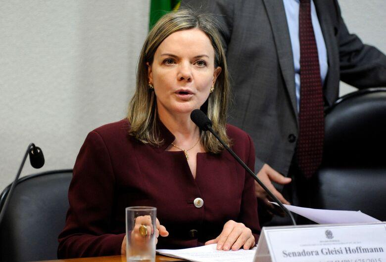 STF absolve senadora Gleisi Hoffmann em processo da Lava Jato